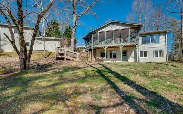 43 Fox Hunter Trail, Brasstown, NC 28902 (MLS #295406) :: RE/MAX Town & Country