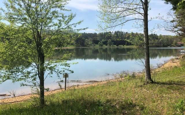 LOT10 Edgewater Lane, Blairsville, GA 30512 (MLS #295645) :: RE/MAX Town & Country