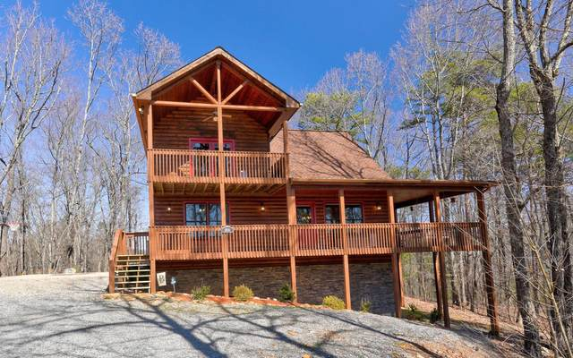 480 Sugar Mountain Rd, Blue Ridge, GA 30513 (MLS #295661) :: RE/MAX Town & Country