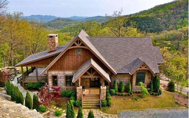 LT 30 Staurolite Mountain, Blue Ridge, GA 30513 (MLS #295789) :: RE/MAX Town & Country