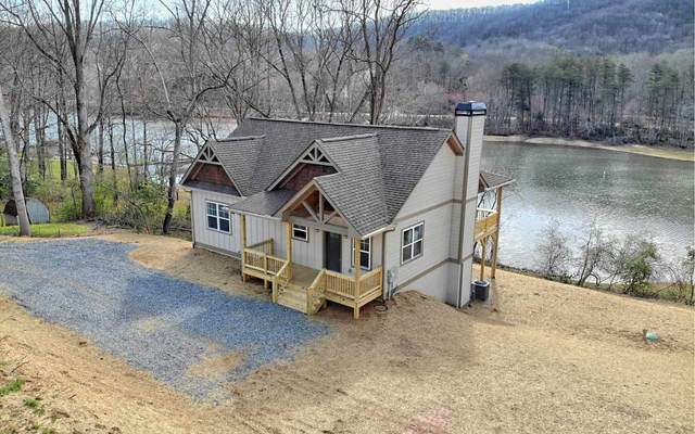 1214 Dogwood Trail, Hiawassee, GA 30546 (MLS #296141) :: RE/MAX Town & Country