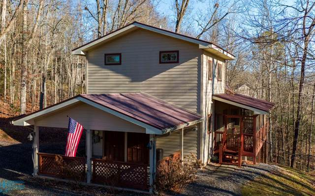 257 Woodland Lane, Hayesville, NC 28904 (MLS #296183) :: RE/MAX Town & Country