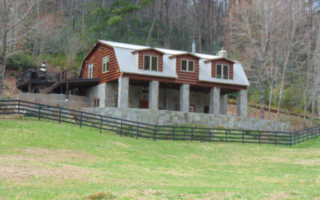 2783 Old Parker Place Rd, Ellijay, GA 30536 (MLS #296205) :: RE/MAX Town & Country