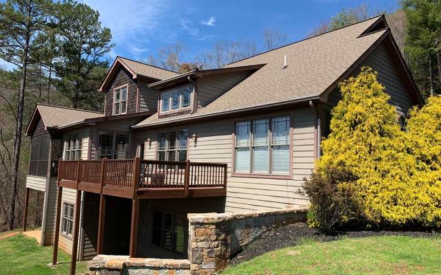 33 Harbour Heights, Hayesville, NC 28904 (MLS #296230) :: RE/MAX Town & Country