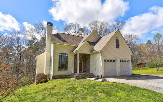 191 Roberts Ridge Rd, Ellijay, GA 30540 (MLS #296231) :: RE/MAX Town & Country