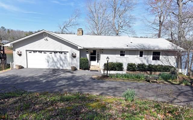 554 Lake Vista Drive, Blairsville, GA 30512 (MLS #296247) :: RE/MAX Town & Country