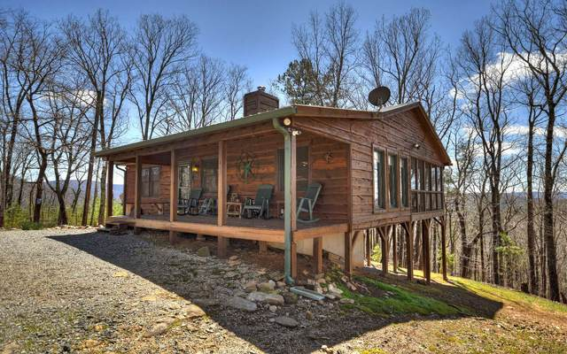 1494 Old Parker Terrace, Ellijay, GA 30536 (MLS #296253) :: RE/MAX Town & Country