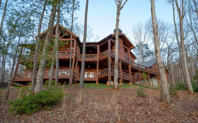 101 Heights Overlook, Cherry Log, GA 30522 (MLS #296265) :: RE/MAX Town & Country