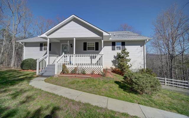 1902 Satcher Lane, Young Harris, GA 30582 (MLS #296272) :: RE/MAX Town & Country