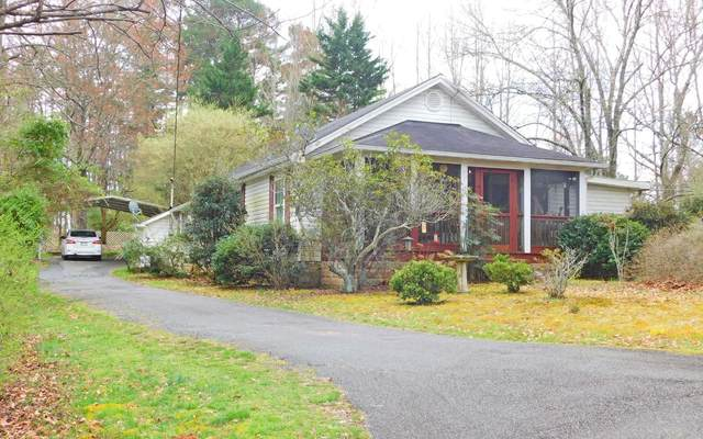 1744 Mineral Bluff Hwy, Mineral Bluff, GA 30559 (MLS #296311) :: RE/MAX Town & Country