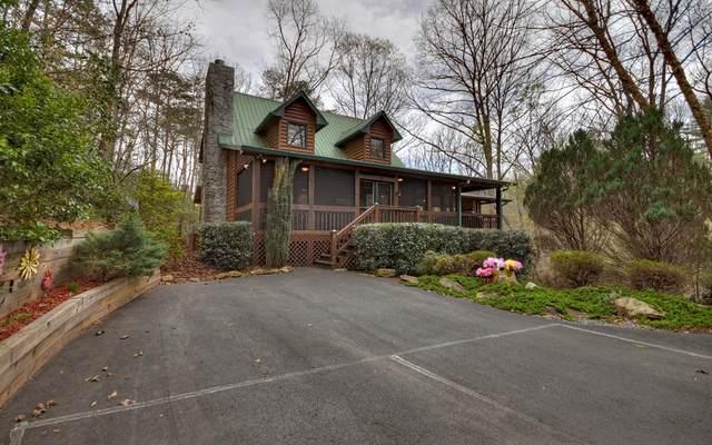 2400 Mountain Tops Road, Blue Ridge, GA 30513 (MLS #296320) :: RE/MAX Town & Country