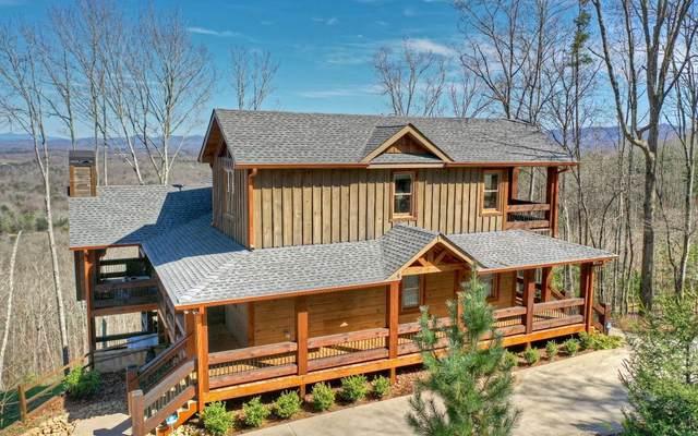 1780 Sun Rock Mountain Rd, Blue Ridge, GA 30513 (MLS #296344) :: RE/MAX Town & Country