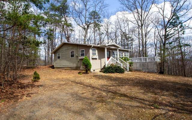 728 Hideaway Mountain, Murphy, NC 28906 (MLS #296362) :: RE/MAX Town & Country