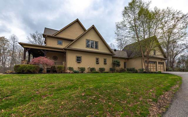 119 Greenwood Road, Mineral Bluff, GA 30559 (MLS #296380) :: RE/MAX Town & Country