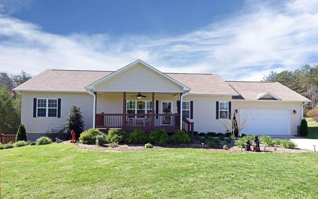 335 High Range Drive, Blairsville, GA 30512 (MLS #296395) :: RE/MAX Town & Country