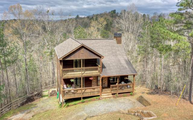 198 Parody Circle, Ellijay, GA 30540 (MLS #296485) :: RE/MAX Town & Country
