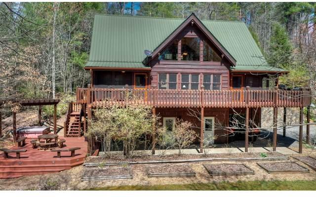 274 Twin Creeks, Blue Ridge, GA 30513 (MLS #296489) :: RE/MAX Town & Country