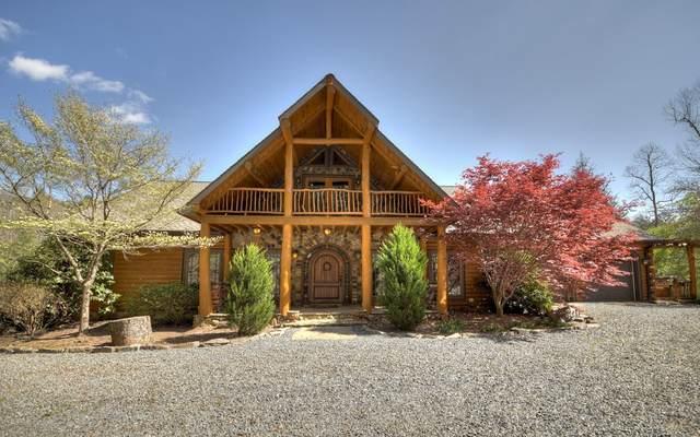 420 Kings Farm Road, Blue Ridge, GA 30513 (MLS #296543) :: RE/MAX Town & Country