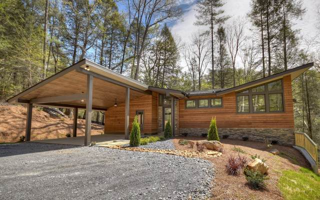 LOT 9 Watersong Trail, Ellijay, GA 30540 (MLS #296690) :: RE/MAX Town & Country