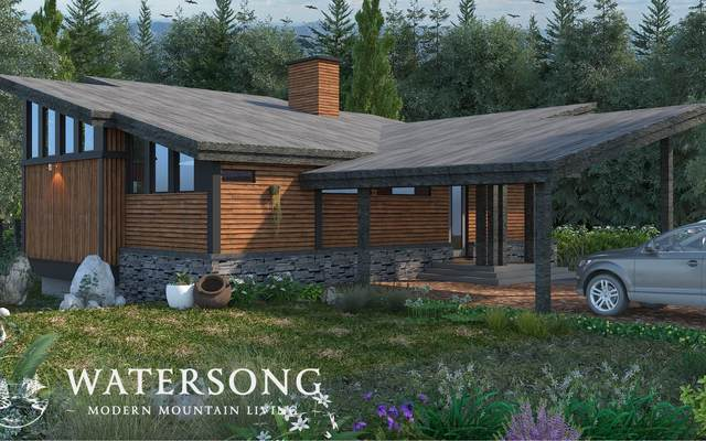 LOT 1 Watersong Trail, Ellijay, GA 30540 (MLS #296717) :: RE/MAX Town & Country