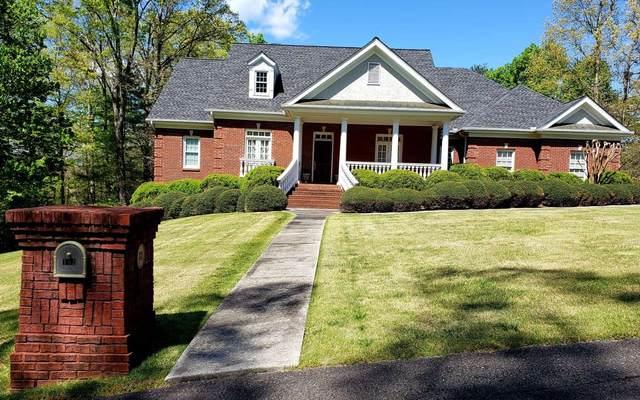182 Whispering Oaks Dr, Ellijay, GA 30536 (MLS #296754) :: RE/MAX Town & Country