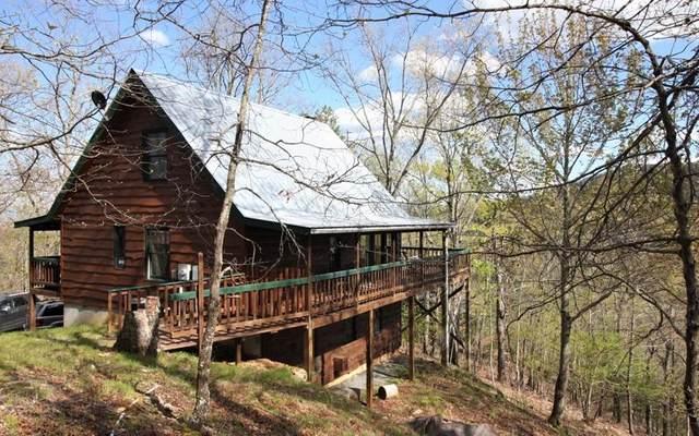 136 Eagle Ridge, Morganton, GA 30560 (MLS #296778) :: RE/MAX Town & Country