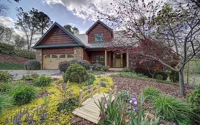 207 Hightower Ridge, Hiawassee, GA 30546 (MLS #296806) :: RE/MAX Town & Country