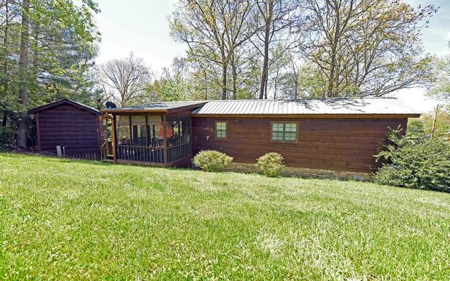52 Hunters Path, Blairsville, GA 30512 (MLS #296918) :: RE/MAX Town & Country