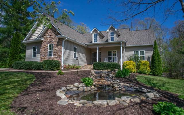 372 Patrick's, Blairsville, GA 30512 (MLS #296926) :: RE/MAX Town & Country