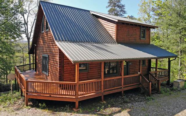 21 Tiny Lane, Blairsville, GA 30512 (MLS #296989) :: RE/MAX Town & Country