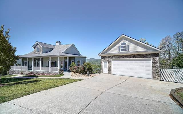 581 Summit Tr, Blairsville, GA 30512 (MLS #297002) :: RE/MAX Town & Country