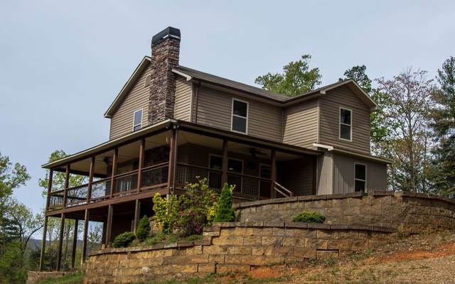 206 Reed Trail, East Ellijay, GA 30540 (MLS #297048) :: RE/MAX Town & Country