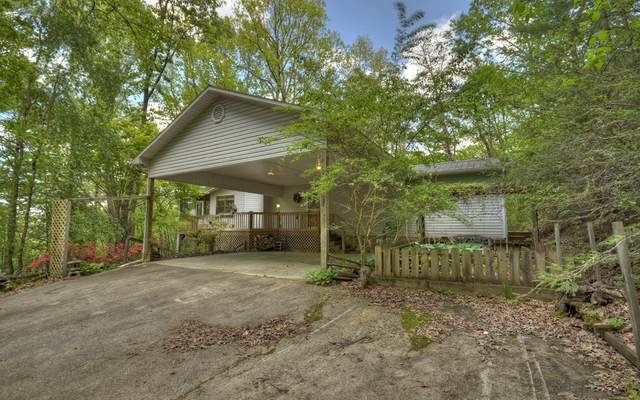 2281 Cashes Valley Rd, Cherry Log, GA 30522 (MLS #297060) :: RE/MAX Town & Country