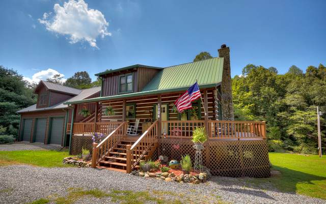 1206 Cashes Valley Rd, Cherry Log, GA 30522 (MLS #297106) :: RE/MAX Town & Country