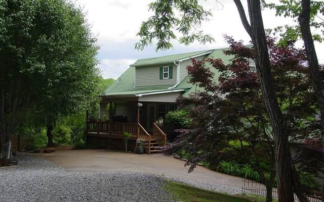 311 Shallow Creek Circle, Hiawassee, GA 30546 (MLS #297256) :: RE/MAX Town & Country