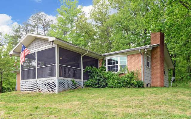 3914 Old Hwy 64 W, Warne, NC 28909 (MLS #297291) :: RE/MAX Town & Country