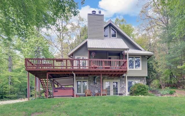157 Beaver Run Road, Blairsville, GA 30512 (MLS #297293) :: RE/MAX Town & Country