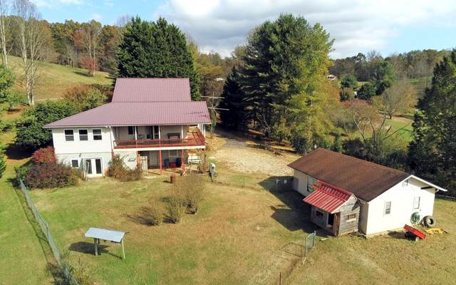 101 Robert Hull Lane, Blairsville, GA 30512 (MLS #297306) :: RE/MAX Town & Country