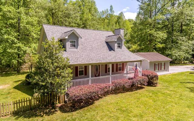 155 Shady Acres Lane, Ellijay, GA 30540 (MLS #297344) :: RE/MAX Town & Country