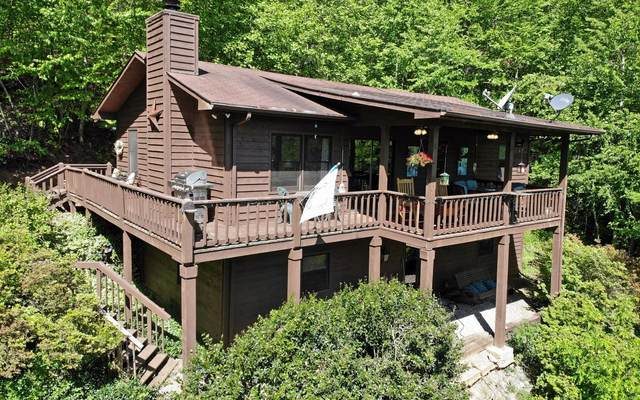 10 Eagle Heights, Hiawassee, GA 30546 (MLS #297358) :: RE/MAX Town & Country
