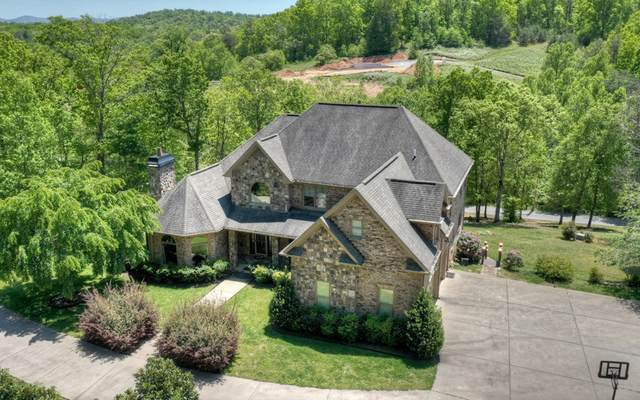 168 Scenic Heights Drive, Blue Ridge, GA 30513 (MLS #297370) :: RE/MAX Town & Country