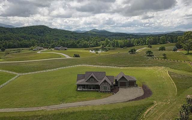 100 Valley Farms Road, Blairsville, GA 30512 (MLS #297406) :: RE/MAX Town & Country