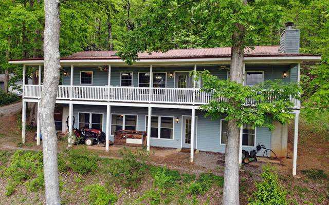 201 Firefly Meadows Dr, Blairsville, GA 30512 (MLS #297442) :: RE/MAX Town & Country