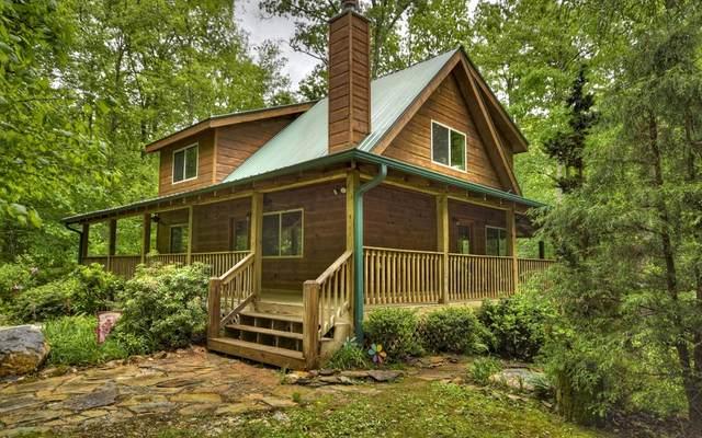 125 Oak Lane, Blue Ridge, GA 30513 (MLS #297496) :: RE/MAX Town & Country