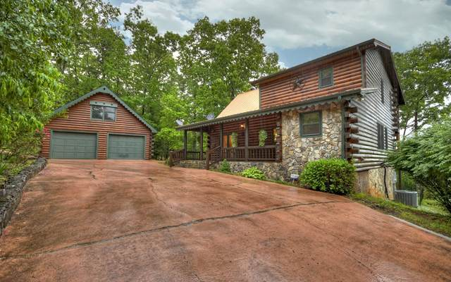 29 Dolittle Road, Morganton, GA 30560 (MLS #297516) :: RE/MAX Town & Country