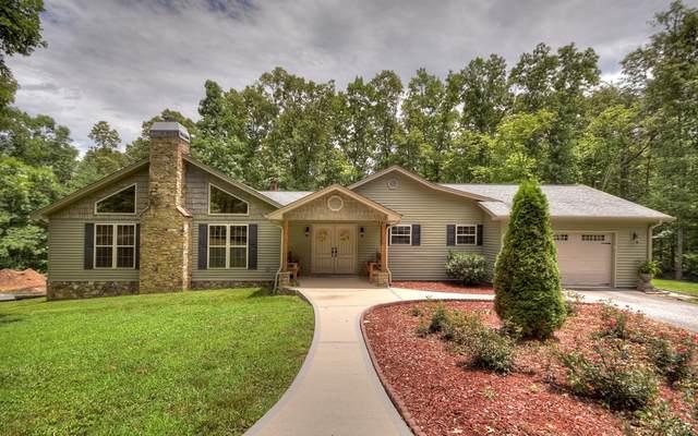 60 Ridge Road, Blue Ridge, GA 30513 (MLS #297519) :: RE/MAX Town & Country