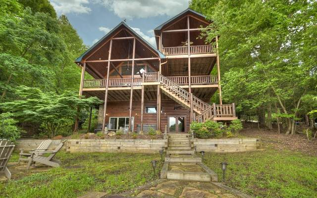 1776 Shady Falls Road, Blue Ridge, GA 30513 (MLS #297540) :: RE/MAX Town & Country