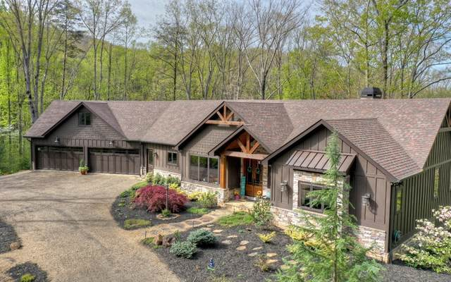 244 Wilderness Way, Ellijay, GA 30536 (MLS #297546) :: RE/MAX Town & Country