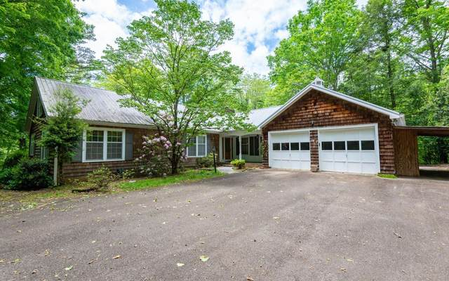 1965 Highway 52 E, Ellijay, GA 30536 (MLS #297552) :: RE/MAX Town & Country