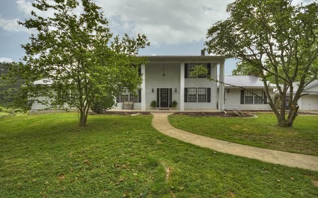56 Allen Lane, Blue Ridge, GA 30513 (MLS #297666) :: RE/MAX Town & Country
